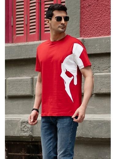 Bernotti 79 Tişört Kırmızı